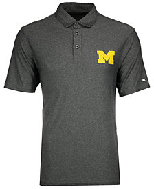 Colosseum Men's Michigan Wolverines The Bro Polo