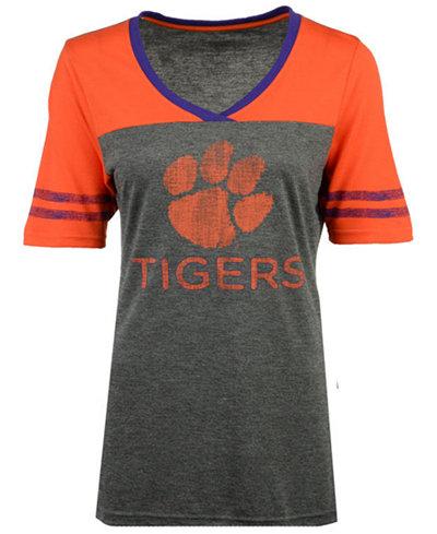 Colosseum Women's Clemson Tigers McTwist T-Shirt