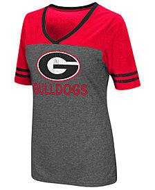 Colosseum Women's Georgia Bulldogs McTwist T-Shirt