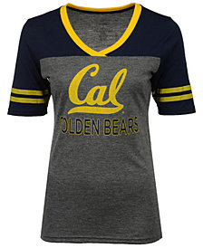 Colosseum Women's California Golden Bears McTwist T-Shirt