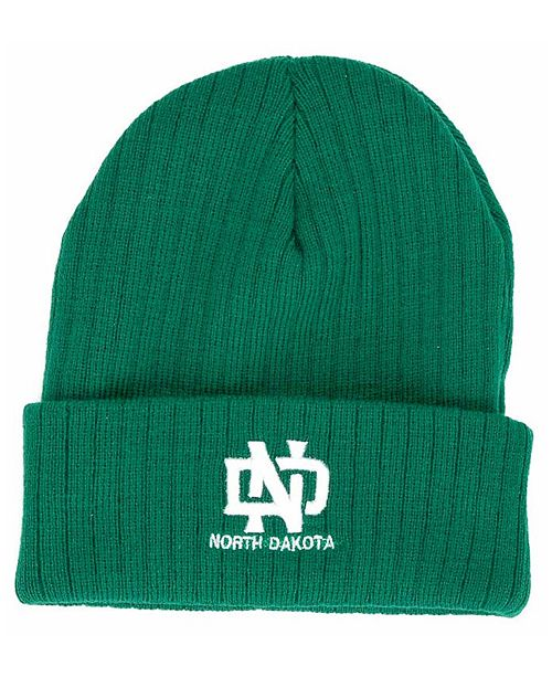 Top of the World North Dakota Fighting Hawks Campus Cuff Knit Hat