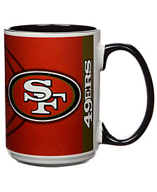 San Francisco 49ers 15oz Super Fan Inner Color Mug