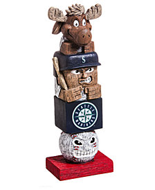 Evergreen Enterprises Seattle Mariners Tiki Totem