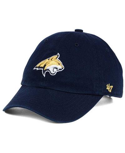 '47 Brand Boys' Montana State Bobcats CLEAN UP Cap