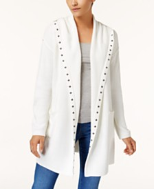Ladies Cardigan Sweaters: Shop Ladies Cardigan Sweaters - Macy's