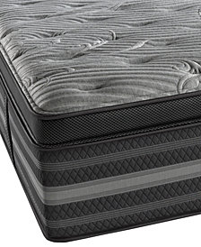 Beautyrest Black Suri Ultra Plush Pillow Top Queen Mattress