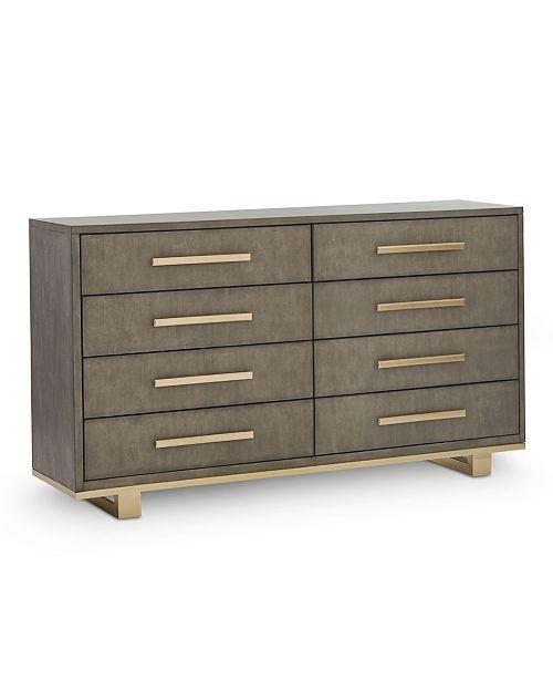 09df7d202066 Furniture Petra 8 Drawer Dresser & Reviews - Furniture - Macy's