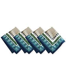 Villeroy & Boch Casale Blu 4-Pc. Napkin Set