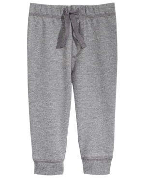 First Impressions Jogger Pants Baby Boys (024 months) Created for Macys