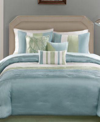 Carter 7-Pc. Full Comforter Set