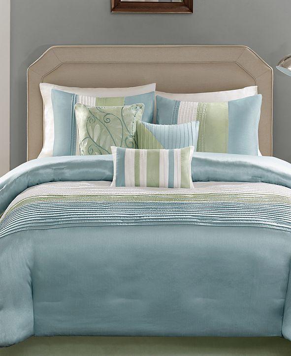 Madison Park Carter 7-Pc. King Comforter Set