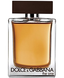DOLCE&GABBANA Men's The One For Men Eau de Toilette Spray, 5 oz.