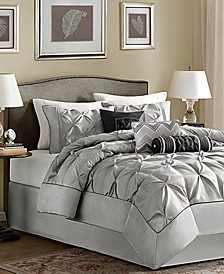 Wilma 7-Pc. King Comforter Set