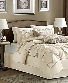 Wilma 6-Pc. King/California King Duvet Cover Set