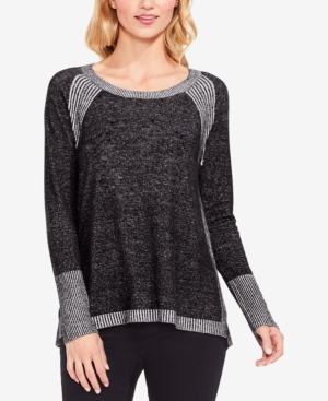 Vince Camuto  TWO BY VINCE CAMUTO COLORBLOCKED SWEATER