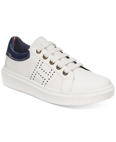 Tommy Hilfiger Glam Baseline Sneakers, Little Boys & Big Boys