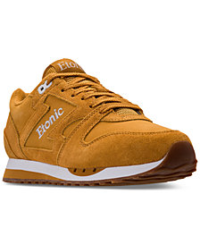 Etonic Men's Trans Am Nubuck Casual Sneakers from Finish Line
