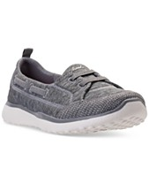 134deb12119 Skechers Women s Microburst - Topnotch Casual Walking Sneakers from Finish  Line