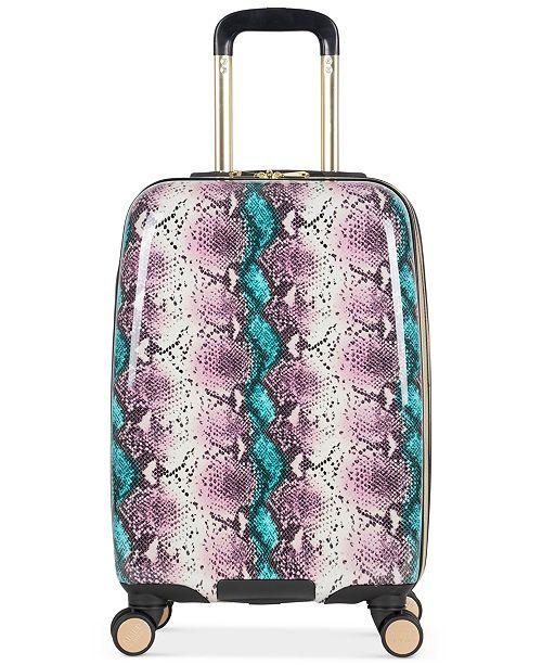 "Aimee Kestenberg CLOSEOUT! Aruba 20"" Hardside Expandable Carry-On Spinner Suitcase"