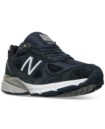New Balance Men's 990 v4 Running Sneakers from Finish Line 5hJab0