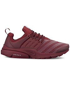 sale retailer 622da 3b2df Nike Men s Air Presto Low Utility Casual Sneakers from Finish Line