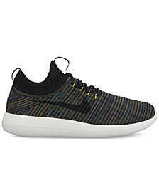 Nike Women's Roshe Two Flyknit V2 Casual Sneakers from Finish Line