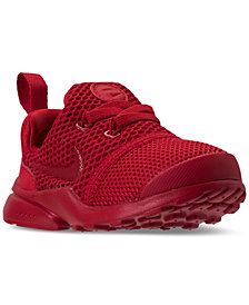 Nike Toddler Boys' Presto Fly Casual Sneakers from Finish Line