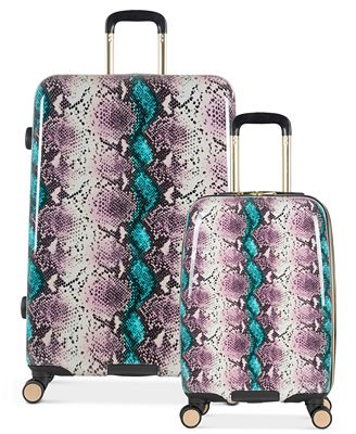 CLOSEOUT! Aimee Kestenberg Aruba Hardside Expandable Spinner Luggage Collection