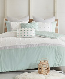 Urban Habitat Myla Cotton 7-Pc. Comforter Sets