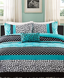 Chloe 4-Pc. Full/Queen Comforter Set