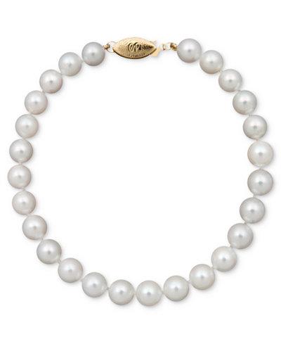 Belle de Mer Pearl Bracelet, 7-1/2