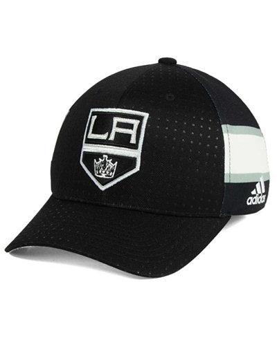 adidas Los Angeles Kings 2017 Draft Structured Flex Cap