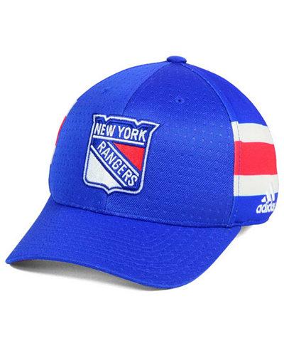 adidas New York Rangers 2017 Draft Structured Flex Cap