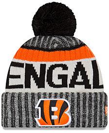 New Era Boys' Cincinnati Bengals Sport Knit