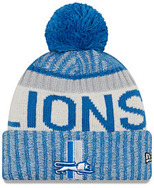 New Era Boys' Detroit Lions Sport Knit