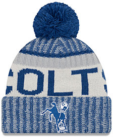 New Era Boys' Indianapolis Colts Sport Knit