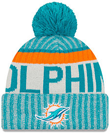 New Era Boys' Miami Dolphins Sport Knit