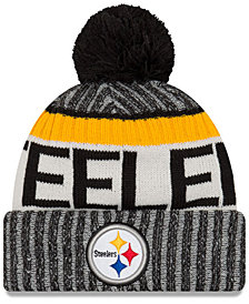 New Era Boys' Pittsburgh Steelers Sport Knit