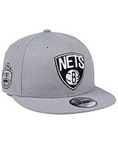 newest 4bc27 298de ... where can i buy new era brooklyn nets gray pop 9fifty snapback cap  e9f43 22c0c