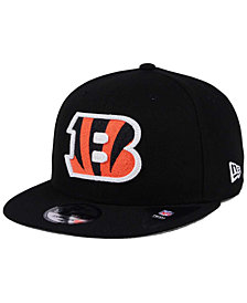 New Era Cincinnati Bengals Chains 9FIFTY Snapback Cap