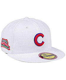 New Era Chicago Cubs The Ultimate Patch Collection Stadium 59FIFTY Cap