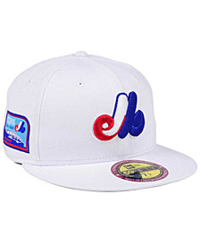 New Era Montreal Expos The Ultimate Patch Collection Stadium 59FIFTY Cap