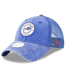 New Era Women's Buffalo Bills Perfect Patch 9TWENTY Snapback Cap