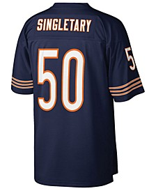 Men's Mike Singletary Chicago Bears Replica Throwback Jersey