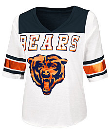 Touch By Alyssa Milano Women's Chicago Bears Touchdown T-Shirt