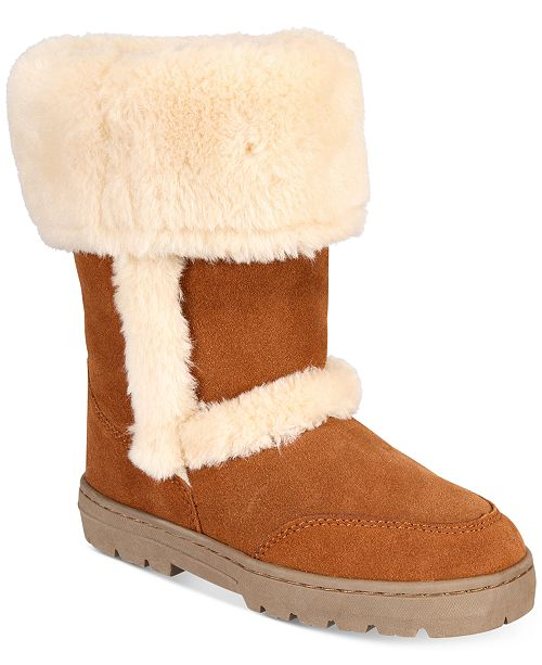 048d4beaa8f Witty Cold Weather Boots, Created for Macy's