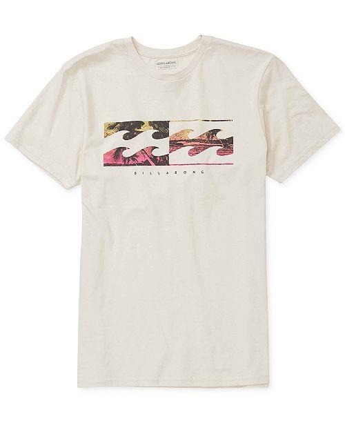Billabong Men's Inversed Graphic-Print T-Shirt