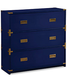 Bynder 3-Drawer Cabinet, Quick Ship