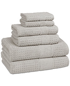 Kassatex Hammam 100% Turkish Cotton 6-Pc. Towel Set