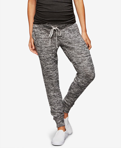A Pea In The Pod Maternity Jogger Pants